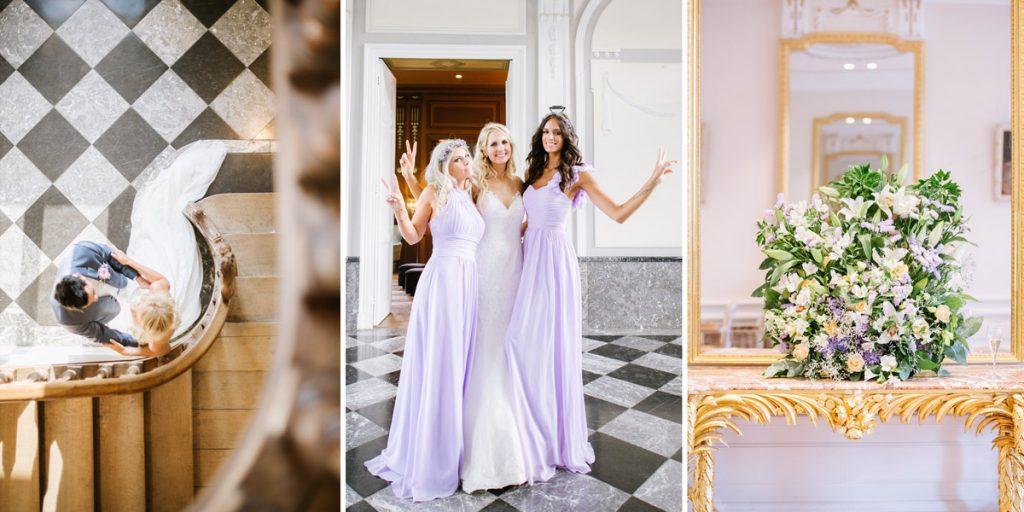 Mariage au château Bayard