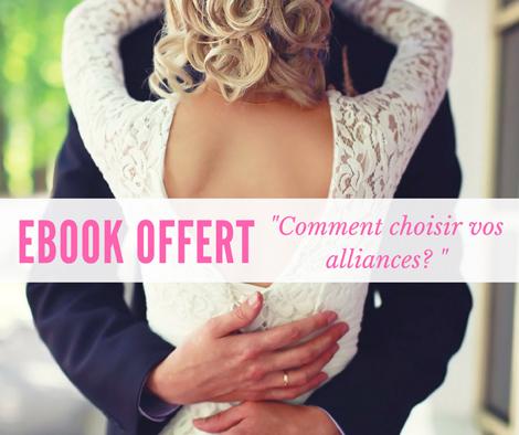 Alliances de mariage comment les choisir