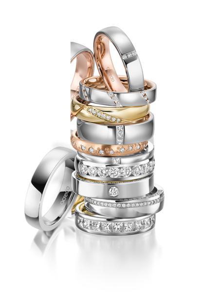 Choix des alliances de mariage