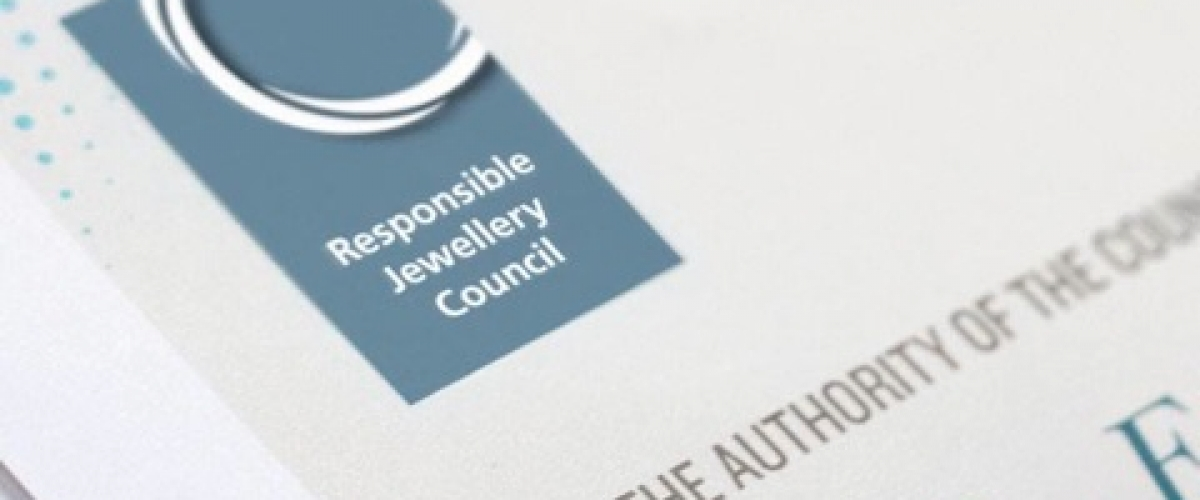 Label RJC Responsible Jewelry Council